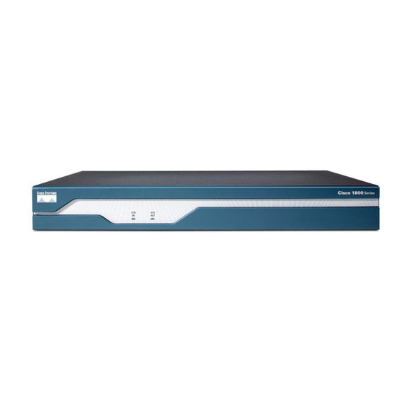 Cisco 1841 Modular Router w/ 2FE 32F 128D (CISCO1841)