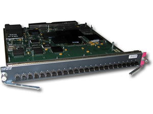 Cisco Catalyst 4500 Fast Ethernet Switching Module (WS-X4124-FX-MT)