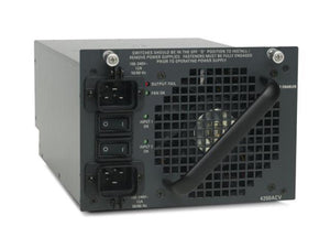 Cisco Catalyst 4500 4200W AC Dual Input Power Supply (Data + PoE) (PWR-C45-4200ACV)