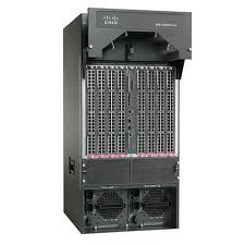 Cisco Catalyst 6509 Enhanced 9-Slot Chassis (WS-C6509-E)