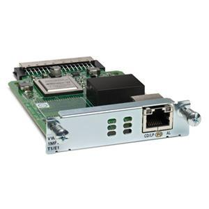 Cisco 1-Port Multiflex T1/E1 Interface Card (VWIC3-1MFT-T1/E1)