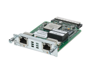 Cisco 2-Port Channelized T1/E1 and ISDN PRI HWIC (HWIC-2CE1T1-PRI)