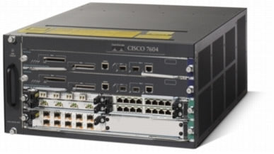 Cisco 7604 4-Slot Router Chassis (CISCO7604)