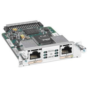 Cisco 2-Port 10/100BASET HIWC (HWIC-2FE)