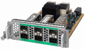 Cisco Nexus 5000 1000 Series Module 4x10GE 4xFC 4/2/1 (N5K-M1404)