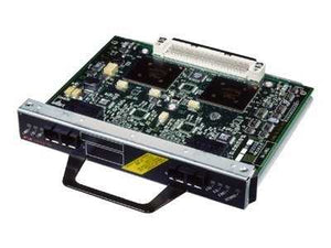 Cisco 2-Port Fast Ethernet 100Base FX Port Adapter (PA-2FE-FX)