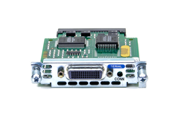 Cisco 1600/2600/3600 1-Port WAN Interface Card (WIC-1T)