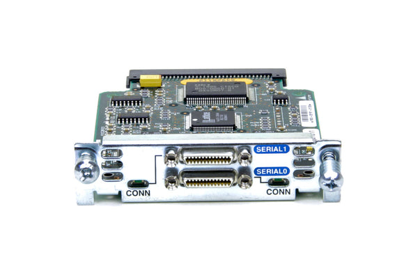 Cisco 1600/2600/3600 2PT WAN Interface Card (WIC-2T)