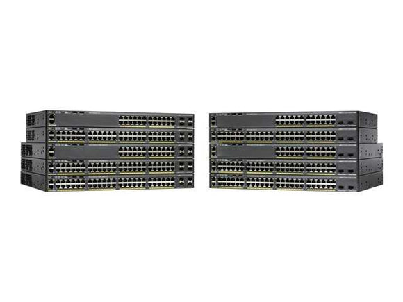 Cisco Catalyst 2960X 48GIGE PoE (WS-C2960X-48LPS-L)