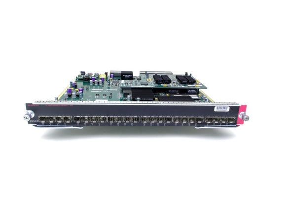 Cisco Catalyst 6500 24-Port High Performance GE Interface Module (WS-X6724-SFP)