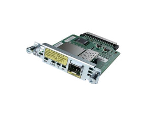 Cisco Gig Ethernet HWIC, 1-SFP Slot (HWIC-1GE-SFP)