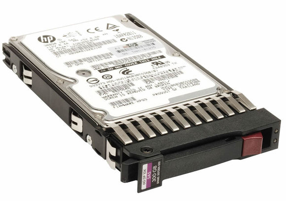 HP EG0146FAWHU 146GB 10000rpm SAS 6gbps 2.5inch Hard Disk Drive with Tray
