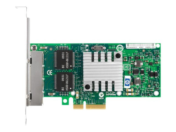 HP 593722-B21 NC365T 4-port Ethernet Server Adapter