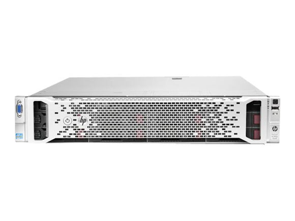 HP ProLiant DL380p G8 E5-2609 1P 4GB-R P420i SFF 460W PS Entry Server (642121-001)