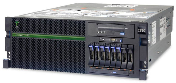 8205-E6D IBM 16-core 3.0ghz Power 740 Blade Server