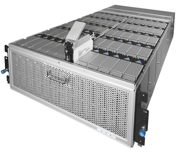 HGST 4U60-60 G2 Storage Enclosure with 600TB 4KN SAS Drives