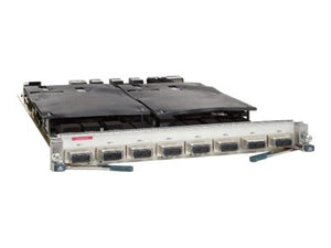 N7K-M108X2-12L Cisco Nexus 7000 M1-Series 8-Port 10 Gigabit Ethernet Module with XL Option