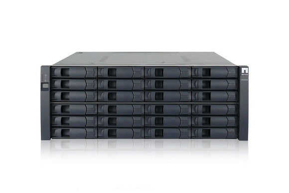NetApp 24-Bay SAS/SATA 4U Disk Shelf, 4gbps (DS4243)