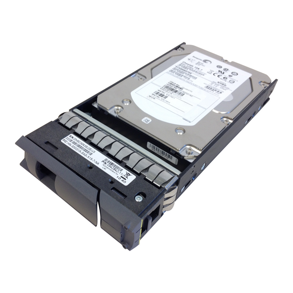 NetApp 3TB 7200rpm SATA disk drive for DS4243, DS4246, FAS2240-4 (X308A-R5)