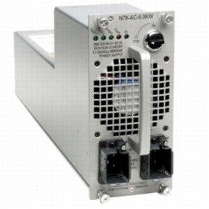 Cisco Nexus 7000 6.0KW AC Power Supply (N7K-AC-6.0KW)