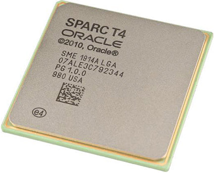 Sun 2x8-core 3.0Ghz Processor Module for SPARC T4-4 Server, 7101695