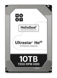 HGST Ultrastar  HUH721008ALE600 He10 8 TB Internal SATA 6Gb/s 256MB HDD ‑ 3.5""