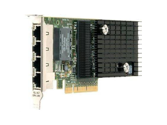 Sun Quad Gigabit Ethernet x8 PCI-E Card, X4447A-Z