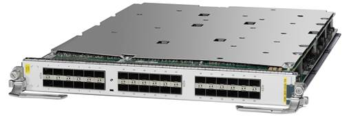 A9K-36X10GE-SE Cisco ASR 9000 36-Port 10GE Line Card, Service Edge Optimized