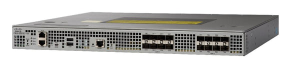 Cisco ASR1001-HX Router with 4x10GE, 8x1GE, 4x1/10GE ports
