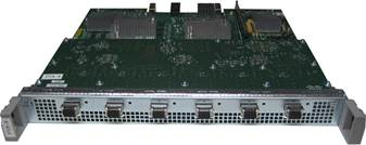 ASR1000-6TGE Cisco ASR1000 6-port 10GE Line Card