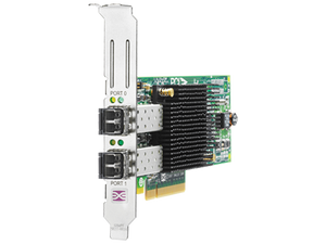 HP 82E 8GB Dual Port PCIe Fibre Channel Host Bus Adapter (697890-001)