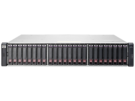 HP MSA 2040 SAS DC SFF Storage/Smart-Buy (C8S55SB)