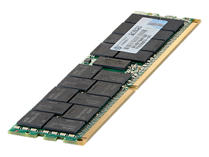 HP 8GB (1x8GB) Dual Rank x4 PC3L-10600R (DDR3-1333) Registered CAS-9 Low Voltage Memory Kit (647650-071)