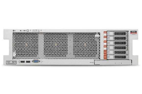 Sun SPARC T7-2 Server with 2x32-core 4.13Ghz M7 processor, T7-2