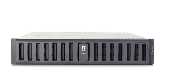 NetApp FAS2020 Filer, Single Controller with 3x450gb 15k SAS disk drives (FAS2020)