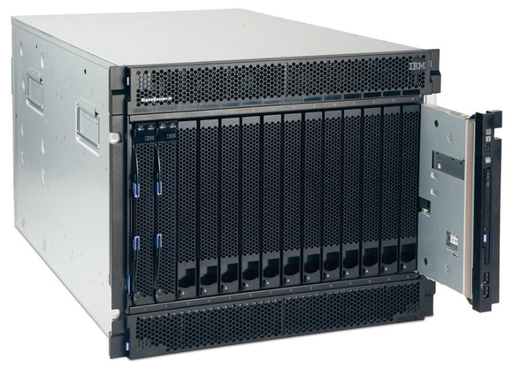 IBM BladeCenter H Chassis With 2x2980W PSU