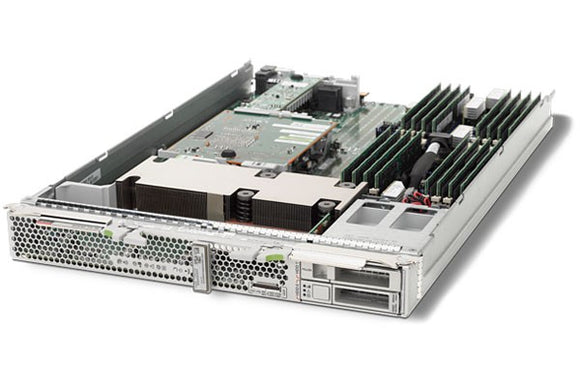 Sun SPARC T4-1B Blade Server with 1x8-core 2.85Ghz T4 processor, T4-1B
