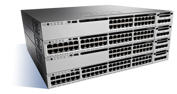 WS-C3850-24U-L Cisco Catalyst 3850-24U-L Switch