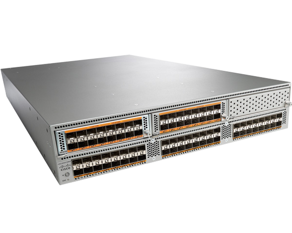 Cisco Nexus 5596T Switch (N5K-C5596T-FA)