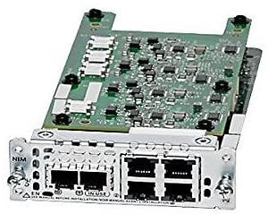 NIM-2FXS/4FXO Cisco 2-Port FXS/FXS-E/DID and 4-Port FXO Network Interface Module