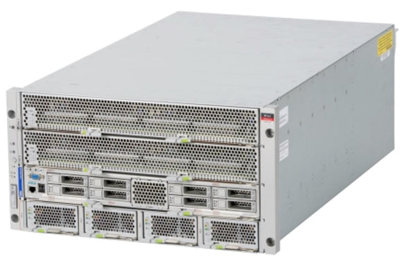 Sun SPARC T4-4 Base Server with 4x8-core 3.0Ghz T4 processors, T4-4