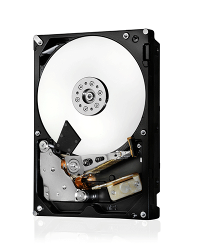 HGST 0F22805 Ultrastar 7K6000 4 TB Internal SAS 12GB/s 128MB HDD ‑ 3.5