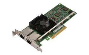 X540-T2 Intel Dual Port 10GBase-T PCIe Ethernet Converged Network Adapter