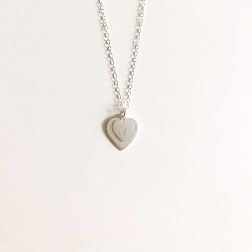 Heart Duo Necklace