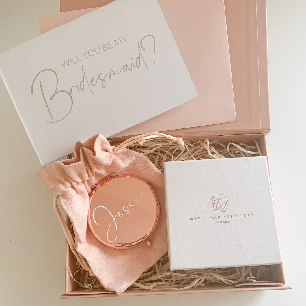 Jewellery Gift Hamper- Bridesmaid/Maid of Honour