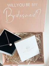 Load image into Gallery viewer, Jewellery Gift Hamper- Bridesmaid/Maid of Honour