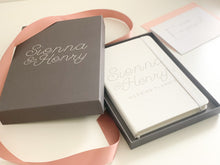 Load image into Gallery viewer, Personalised Wedding Planner