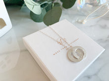 Load image into Gallery viewer, Personalised Interlocking Necklace
