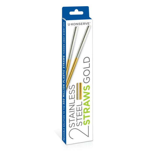 Stainless Steel Straw pack
