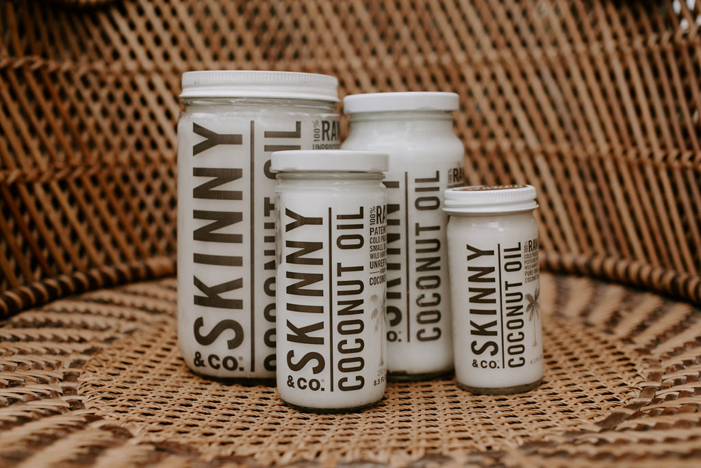 Skinny Coconut Oil Has Arrived